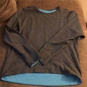 Reversible lulu sweater